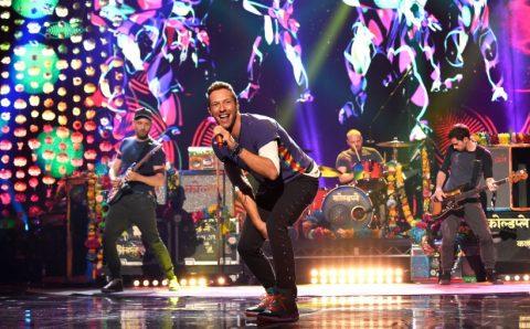 Coldplay: A Head full of Dreams - 2018