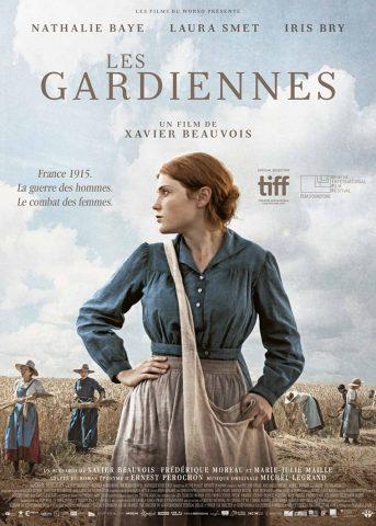 Les Gardiennes - 2017 Filmposter