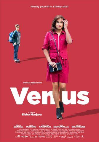 Venus - 2017 Filmposter