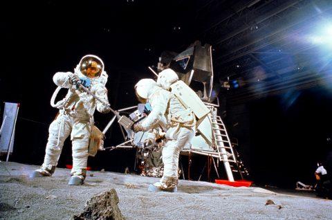 Kubrick, Nixon und der Mann im Mond - 2002