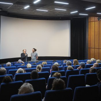 Why are we creative? Premiere im Metropol