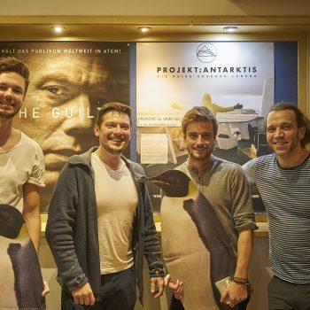 Projekt: Antarktis - 2018: Premiere im Metropol