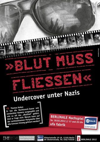 Blut muss fließen - 2011 Filmposter