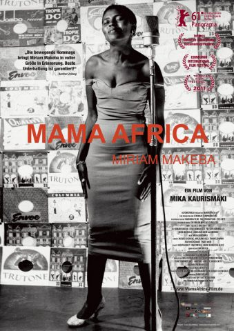 Mama Africa - 2011 Filmposter