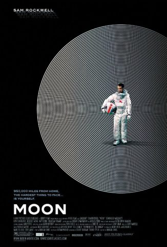 Moon - 2009 Filmposter