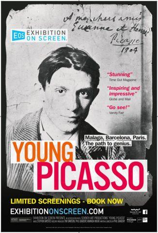 Der junge Picasso - 2019 Filmposter