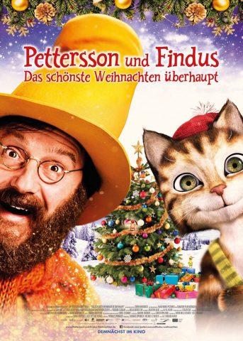 Pettersson und Findus - 2016 Filmposter