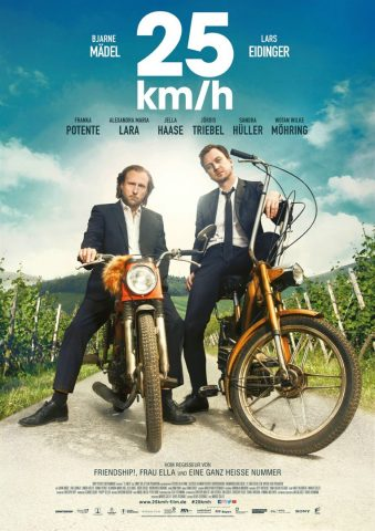 25 km/h - 2018 Filmposter