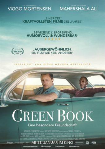 Green Book - 2018 Filmposter