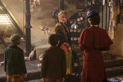 Mary Poppins Rückkehr - 2018