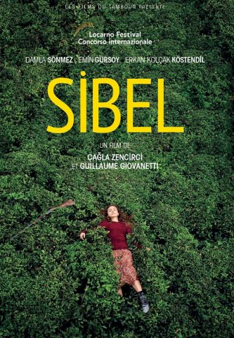 Sibel - 2018 Filmposter