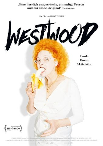 Westwood - 2018 Filmposter