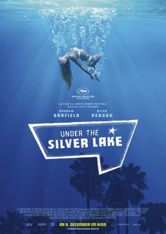 Under the Silver Lake - 2018 Filmposter