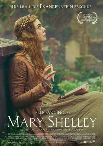 Mary Shelley - 2018