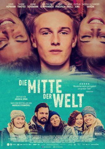 Die Mitte der Welt - 2016 Filmposter