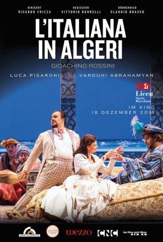 L'ITALIANA IN ALGERI LICEU