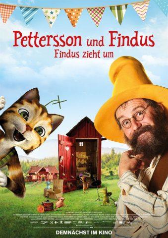 Pettersson und Findus - 2018 Filmposter