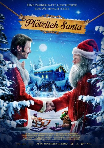 Plötzlich Santa - 2016 Filmposter
