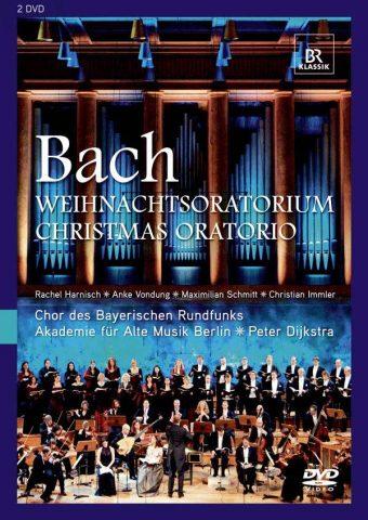 Johann Sebastian Bach: Weihnachtsoratorium BR - 2018 Filmposter