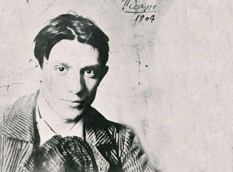 Der junge Picasso - 2019