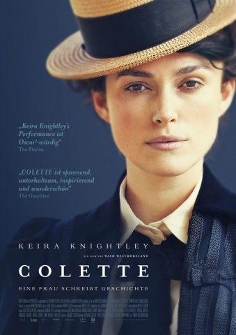 Colette - 2018 Filmposter