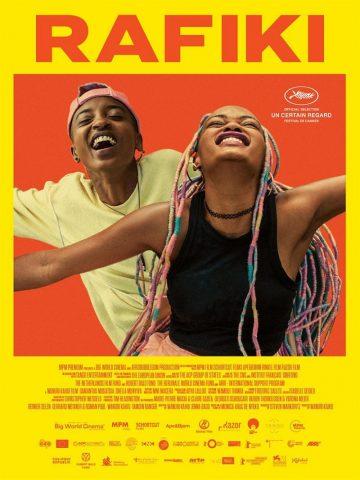 Rafiki - 2018 Filmposter