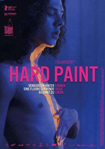 Hard Paint - 2018 Filmposter