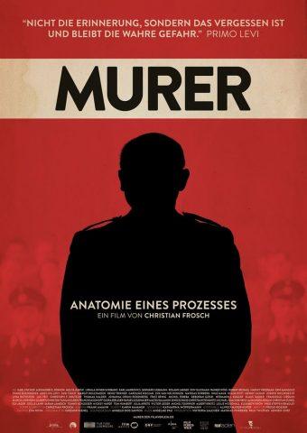 Murer - Anatomie eines Prozesses - 2018 Filmposter