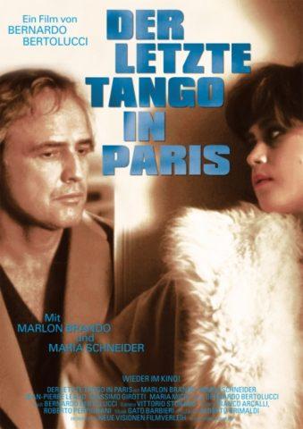 Der letzte Tango in Paris - 1972 Filmposter