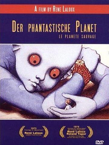 Der wilde Planet - 1973 Filmposter