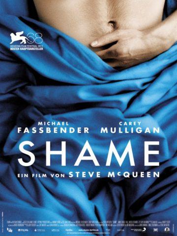 Shame - 2011 Filmposter