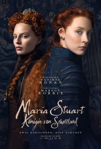 Maria Stuart, Königin von Schottland - 2018 Filmposter