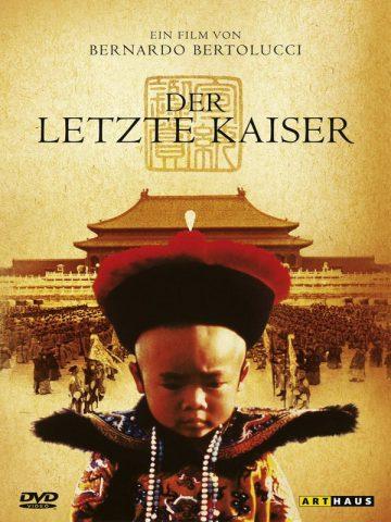 Der letzte Kaiser - 1987 Filmposter