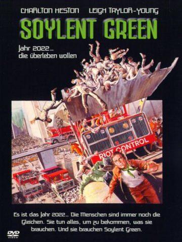 Soylent Green - 1973 Filmposter