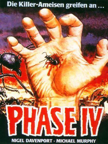 Phase IV - 1974 Filmposter