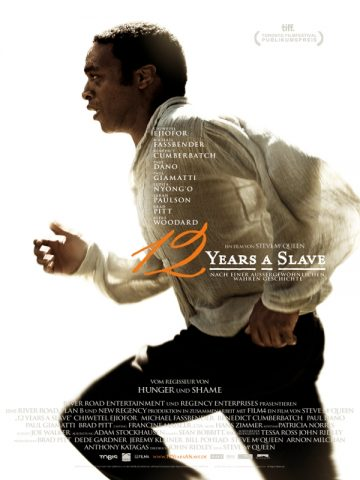 12 Years a Slave - 2013 Filmposter