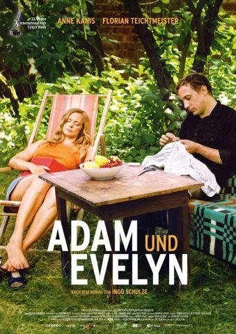 Adam und Evelyn - 2018 Filmposter