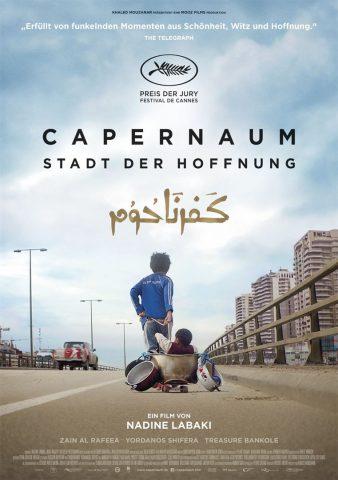 Capernaum - 2018 Filmposter