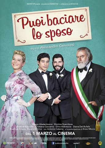 My Big Crazy Italian Wedding - 2018 Filmposter