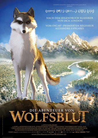 Die Abenteuer von Wolfsblut - 2018 Filmposter