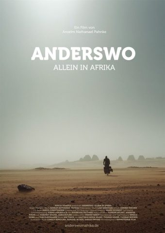 Anderswo. Allein in Afrika - 2018 Filmposter