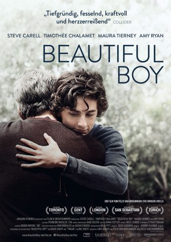 Beautiful Boy - 2018 Filmposter