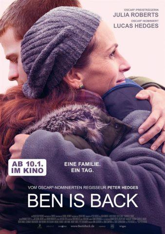 Ben is back - 2018 Filmposter