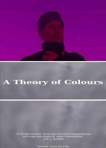 A Theory of Colours 2017 Filmposter