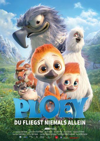 Ploey - Du fliegst niemals allein - 2018 Filmposter