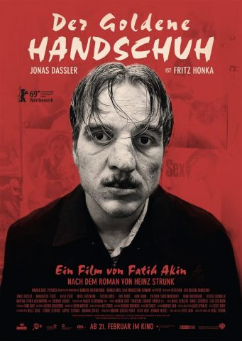 Der goldene Handschuh - 2019 Filmposter