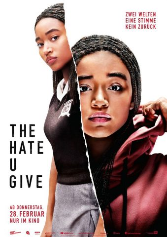 The Hate U Give - 2018 Filmposter