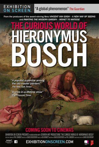 Die wundersame Welt des Hieronymus Bosch - 2016 Filmposter