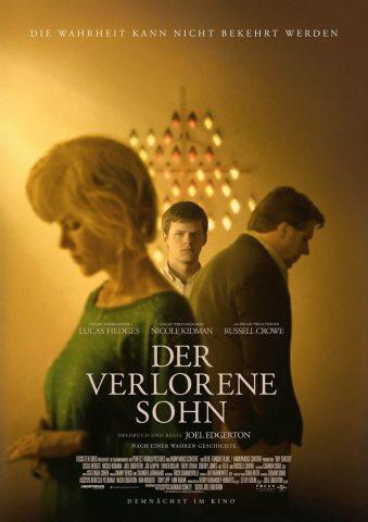 Der verlorene Sohn - 2018 Filmposter