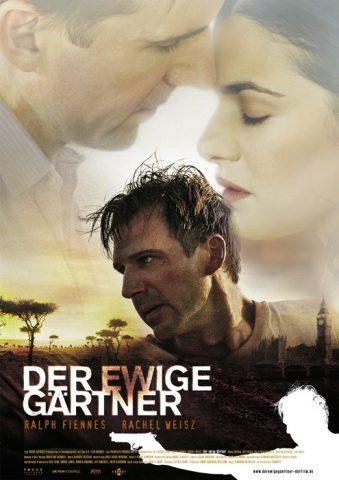 Der ewige Gärtner - 2005 Filmposter